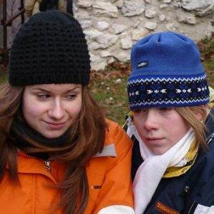 15.12.2007  14:30, autor: Amigo / Je ti zima dievčička?