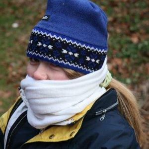 15.12.2007  14:32, autor: Teoretik / Na hrade bola ozaj dosť zima...