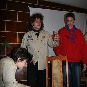 15.12.2007  23:18, autor: Teoretik / Dikobrazy a ich šach