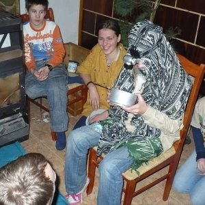 15.12.2007  23:30, autor: Amigo / Včielky veštili a rozdávali amulety...