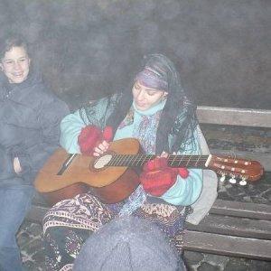 1.2.2008  17:14, autor: Amigo / Pouličná speváčka