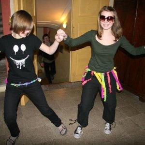 2.2.2008  19:20, autor: Teoretik / Nácvik tanečných kreácií