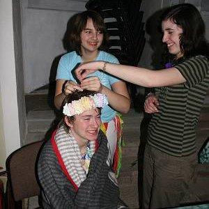 "2.2.2008  19:24, autor: Teoretik / Príprava ""havajskej tanečnice"""