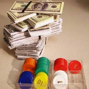 2.2.2008  19:33, autor: Teoretik / Žetóny a ani balík dolárov tentokrát nestačili