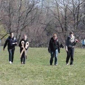 15.3.2008  11:45, autor: Amigo / Družstvá už vyrážajú