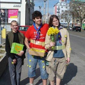 11.4.2008  15:08, autor: Amigo / Ďalšia skupina vyráža