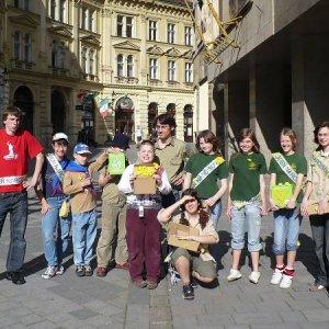 11.4.2008  15:23, autor: Amigo / Dva tímy v plnej paráde