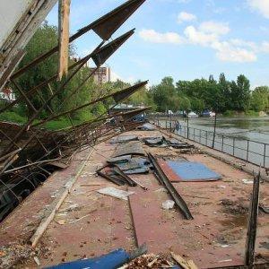 Ako sme prišli o lodenicu (24.4.2008)