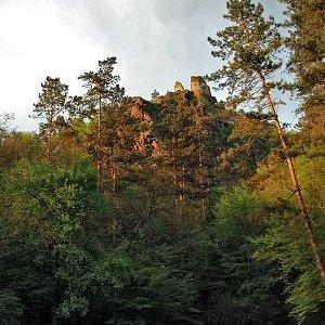 1.5.2008  19:09, autor: Teoretik / Šášov pri západe Slnka