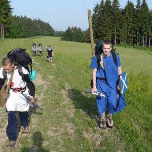 31.5.2008  6:40, autor: Amigo / Vyrážame do boja... (Paľo, MaťoK)