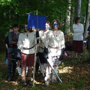 31.5.2008  8:36, autor: Amigo / ...a nasledujú ich horalskí spolubojovníci...