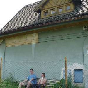 1.6.2008  11:30, autor: Amigo / Štýlová vlaková stanica