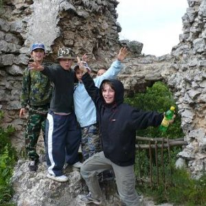 13.6.2008  17:46, autor: Amigo / (13.6.2008) Vitajte na hrade...