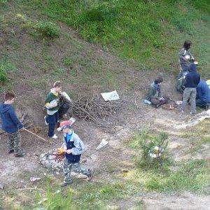 14.6.2008  6:38, autor: Amigo / (14.6.2008) Na raňajky budú ovsáky...