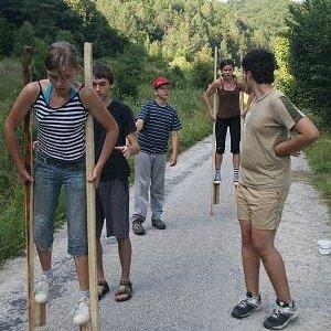 1.7.2008  17:25, autor: Teoretik / Chodúle boli skvelým spestrením
