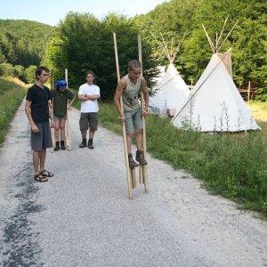 Letný tábor Závada 2008 (28.6-12.7.2008)