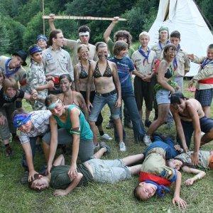"""2.7.2008  17:43, autor: Teoretik / Tradičná stará hra """"Pouličné boje v horách"""" môže začať"""
