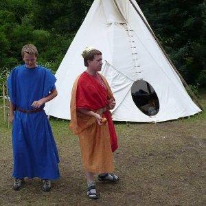 10.7.2008  17:00, autor: Amigo / Kráľ a jeho rytier...