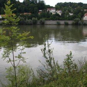 20.8.2008  13:35, autor: Teoretik / Prvý pohľad na Dunaj