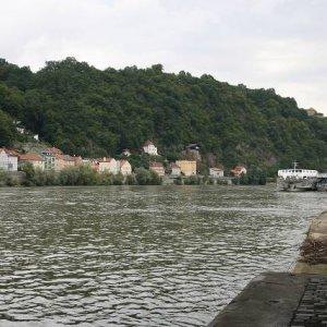 20.8.2008  13:45, autor: Teoretik / Prístav v Passau