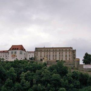 20.8.2008  14:19, autor: Teoretik / Hrad v Passau
