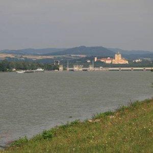 22.8.2008  16:23, autor: Teoretik / Pohľad na katedrálu v meste Melk