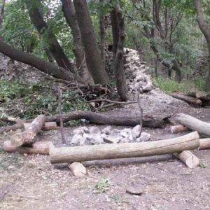 Ostrý kameň na jeseň poprvé (5.-7.9.2008)