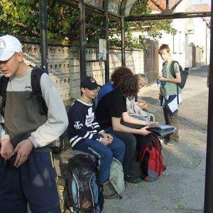 11.10.2008  18:13, autor: Johny / A už sme na zastávke
