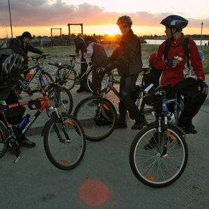 Bicyklovačka do Veľkého Medera (17.-19.10.2008)