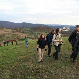 Jesenný tábor Nízke Tatry (31.10.-2.11.2008)