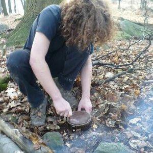 13.12.2008  12:46, autor: Amigo / Ďalšia úloha bola uvariť puding...