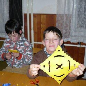 13.12.2008  18:49, autor: Amigo / Príprava vianočných ozdôb...