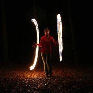 14.12.2008  0:50, autor: Teoretik / Klárina ohňová šou bola úchvatná