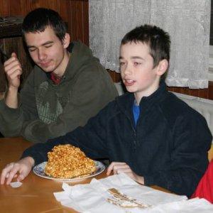 14.12.2008  9:13, autor: Teoretik / Súťaž o najlepší koláč (Radko)