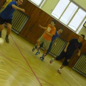 Futbalový turnaj (7.2.2009)