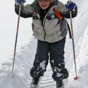 16.2.2009  13:11, autor: Teoretik / Don Ivan frčí z kopca