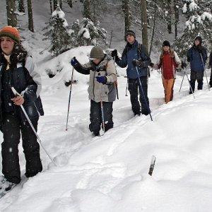 17.2.2009  11:47, autor: Teoretik / Postupujeme terénom Širokej doliny