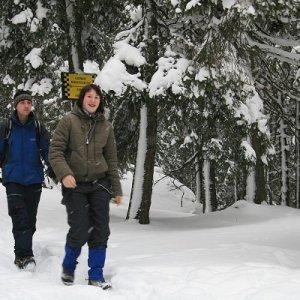 19.2.2009  13:45, autor: Teoretik / Nieee, naozaj sme nešli do lavínových terénov