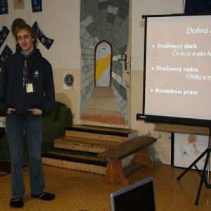 27.2.2009  21:03, autor: Teoretik / Prvá prednáška