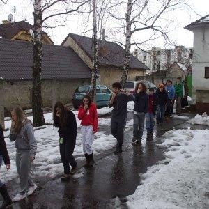 Radcovský kurz - 1. víkend (27.2.2009 - 2.3.2009)