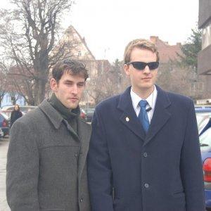 28.2.2009  15:21, autor: Kačena / Tajní agenti M. a M.