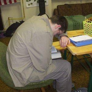 28.2.2009  23:36, autor: Double L / Keď si chce človek v kľude čítať, miesto si vždy nájde
