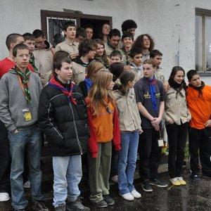 Radcovský kurz - 2. víkend (13.3.2009 - 15.3.2009)