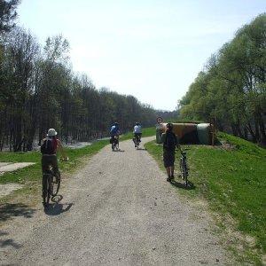 Veľkonočná cyklovýprava (10.4.2009)