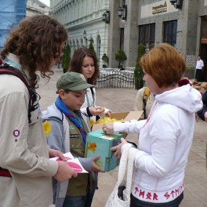 Deň narcisov (17.4.2009)
