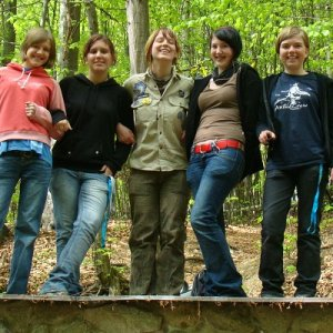 Družinový výlet Plamienok (18.4.2009)