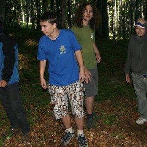 Výlet do jaskyne (23.5.2009)