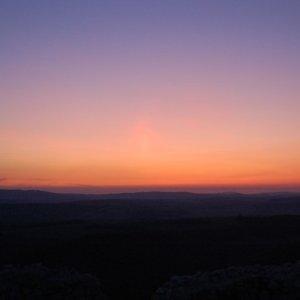 25.9.2009  19:06, autor: Ivana / Obzor sa sfarbil do ružova