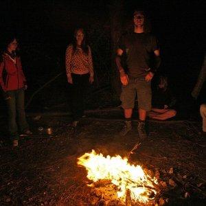 25.9.2009  21:33, autor: Teoretik / Hry pri ohníku