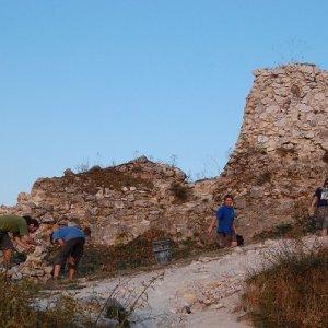 Trojdňovka na Čachtický hrad (25.9.2009 - 27.9.2009)